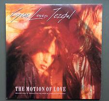"GENE LOVES JEZEBEL - The Motion Of Love 12"" Vinyl Single 1987 VG+ Canada Press"