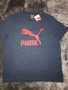 Men's PUMA T-Shirt Size XL ~ New~ Genuine