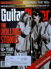 GUITAR PLAYER - ROLLING STONES  - COVER STORY - MARCH, 2013