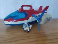 Paw Patrol Air Patroller Plane + Robo Dog Pup Pack Version #1🐾