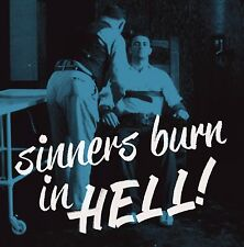 VA / LP - ♦♦ SINNERS BURN IN HELL Vol. 2 ♦♦ White Rockers Jivers Instros Wild!!