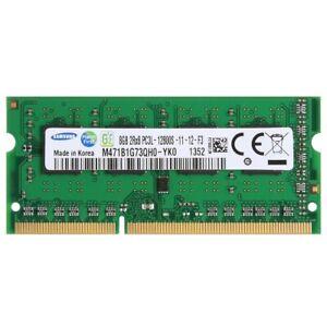 Samsung 16GB 2X8GB DDR3L 2RX8 1600MHz PC3L-12800S 204pin Laptop Memory RAM 1613
