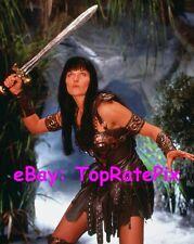 LUCY LAWLESS  -  Xena: Warrior Princess  -  8x10 Photo  #01