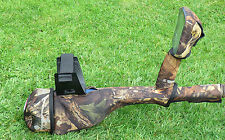 PRO-TECTORS COVERS TO FIT MINELAB GPZ 7000 METAL DETECTOR-(NEOPRENE CAMO 5 PIECE