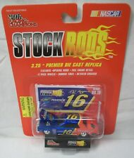 VERY RARE RACING CHAMPIONS STOCK RODS NO.19 1/64 TED MUSGRAVE FORD 1997 DIECAST