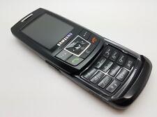 In buonissima condizione (Tesco/O2) Samsung SGH E250 Nero Telefono Cellulare