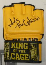 Andy Nguyen Signed King of the Cage Ouano MMA Glove BAS Beckett COA Rizin KOTC