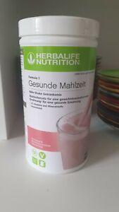 Abnehmen Fit Gesund Formula 1Shake Herbalife Vegetarier