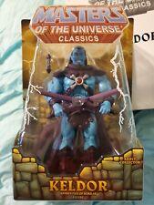 2009 Masters Of The Universe Classics Keldor MOTU He-Man Mattel