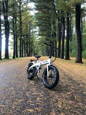 Tracers folding electric bicycle, 500W,big 48V/10Ah Battery,Usb Fat Tire