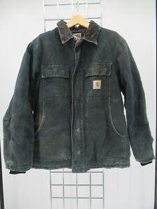 K0105 VTG Carhartt Men's Quilt Line Work Jacket