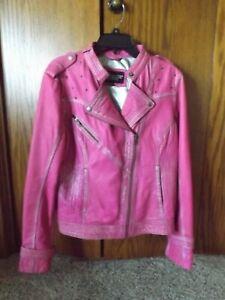 Ladie's Milwaukee Leather Jacket