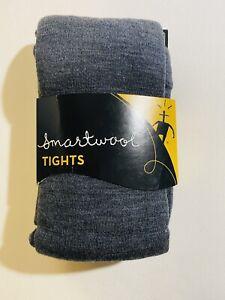 Women's Smartwool Tights Grey/Gray Sz Small Fits 5'0-5'4 100-130lbs