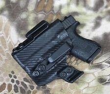Crazy Eyes Holsters Glock G42 Tlr-6 Left Hand Iwb, Aiwb Kydex Holster