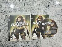Tomb Raider: Underworld  Sony PlayStation 3) PS3 Complete Free Fast Shipping
