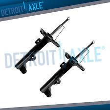 Both (2) New Front Bare Strut Set for Mercedes-Benz Excludes 4Matic Elec Susp
