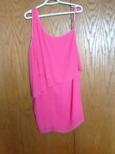 Womens Michael Kors - MK - Dress - One Shoulder - Size XL