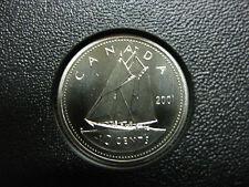 2001 Canadian Specimen Dime ($0.10)