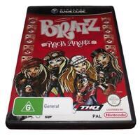 Bratz Rock Angelz Nintendo Gamecube PAL *Complete*