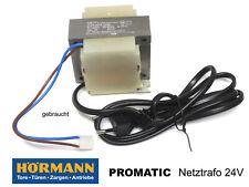 Hörmann ProMatic  Netztrafo Trafo 24 60VA MCT 5107.0270.333B Garagentorantrieb