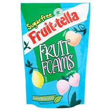 Fruittella Sugar Free Fruit Foams Pouch 80 g Pack of 14