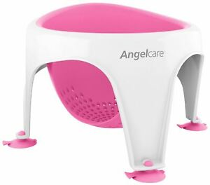 Angelcare SOFT-TOUCH BATH SEAT PINK Baby Bath