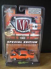 M2 Machines 1969 Camaro Z28 RS 1 of 492 Hobby Chase 1/64 Diecast