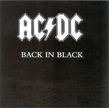 "AC/DC ""BackInBlack"" Rare 1980/95 10Trk CD *AlbertProducts/EMI4770892 *Remastered"