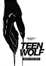 Teen Wolf: Season 5 - Part 1 - 3 DISC SET (2015, DVD New)