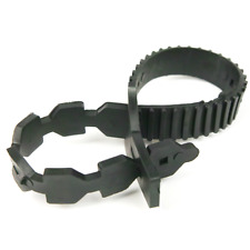More details for groundmaster super soft tree ties - strong elastic rubber plant support straps