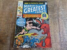 Marvel's Greatest Comics #25 (Feb 1970, Marvel) VF-