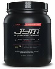 JYM Supplement Science, Post Fast-Digesting Carb, Post Workout Supplement, 990