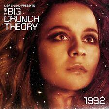 LISA LI-LUND - THE BIG CRUNCH THEORY - 1992 - 12 TITRES - CD NEUF NEW NEU