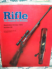 RIFLE 9/10 1978~WINCHESTER 70~CENTERFIRE BALLISTICS~BROWNING LEVER~WALTHER PP 22