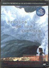 DVD PERITO MORENO & PATAGONIAN GLACIERS ARGENTINA NEW