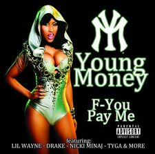 Young Money - F-You Pay Me  New cd in Seal