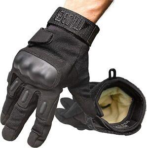 TAC9ER Kevlar Lined Tactical Gloves Medium
