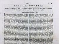 Rare Journal Révolution Française 1792 Nice Louis 16 Jacobins Lafayette Guadet