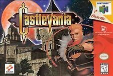 Castlevania (Nintendo 64, 1999) Game Only