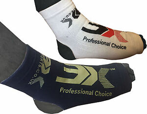 3X Sport Ankle Foot Support Pads MMA Brace Guard Muay Thai protector Anklet PAIR