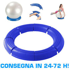 BASE SMONTABILE PER PALLE PILATES DA 55, 65, 75, 85, 95 CM Gymball Fitball