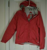 Women's Nike ACG 3 Outer Layer Fit Storm Lightweight Coat Jacket SIZE M in Pink
