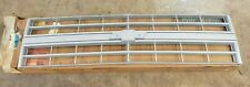 NOS OEM GM 1985-1988 Chevy C10 K10 Truck Silver Grille Grill 15598720 86 87