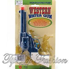 Nueva pistola de vaquero Salvaje Oeste De Agua Squirt broma engaños juguetes, trucos y novedades