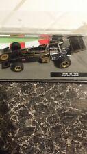 Die Cast Racing Car - Scale 1:43 - Lotus 72D - 1972 - Emmerson Fittipaldi