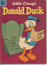 Walt Disney's DONALD DUCK #52 (1957) Dell