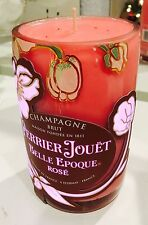 Perrier Jouet Rose 750ml Candle Eco-Friendly SOY wax
