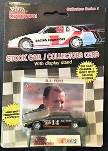1989 Racing Champions - A J Foyt - 1/64 Diecast