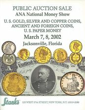 Stack's U.S. ORO SILVER & Copper Ancient & Foreign COINS U.S. Paper Money 2002