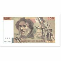 [#562681] France, 100 Francs, 1993, SUP+, Fayette:F69/u. 7)